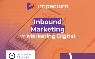 Inbound Marketing vs Marketing Digital: Marketing para ventas